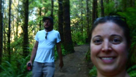 Drift Creek Fall hike